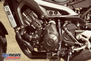 Yamaha XS XSR