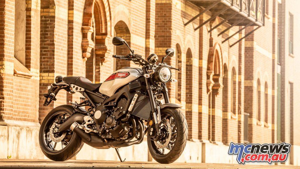 Yamaha's XSR900 arrives in Garage Metal in 2019