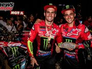 Dakar Monster Energy Honda mch