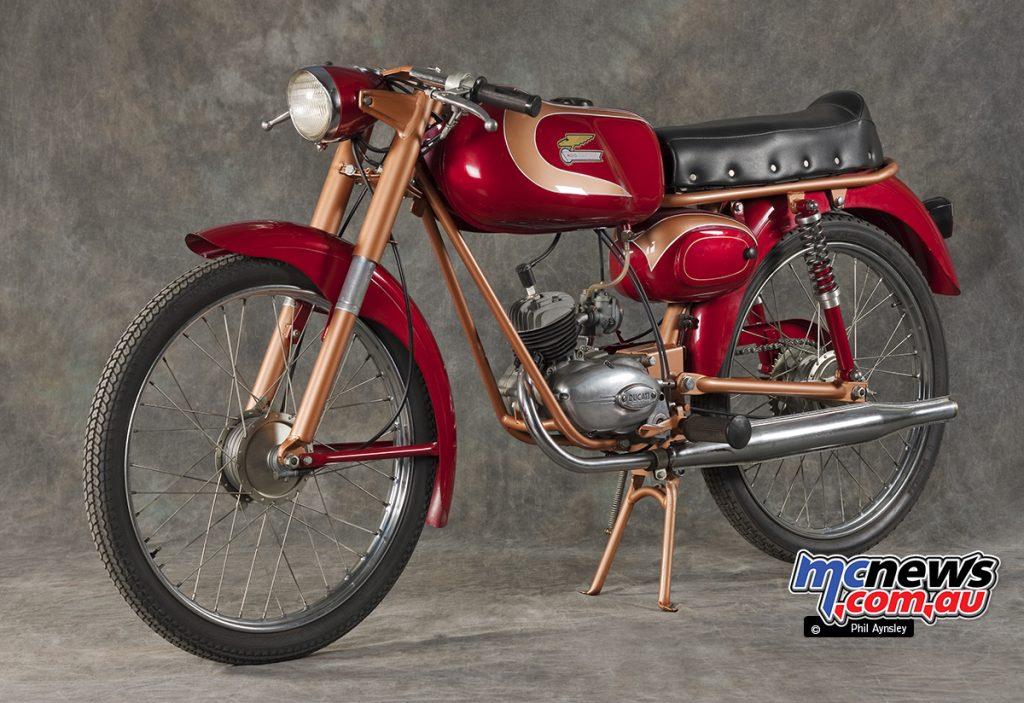 Ducati stroke PA Sport