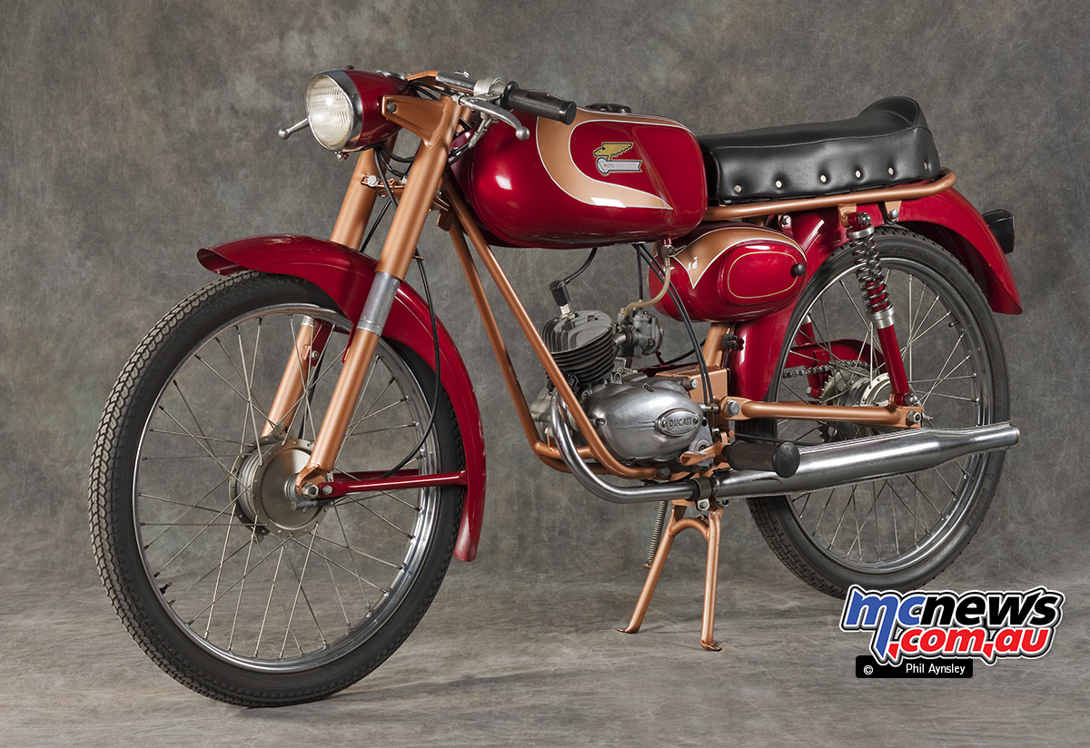 Ducati 50 SL/1 two-stroke | MCNews.com.au