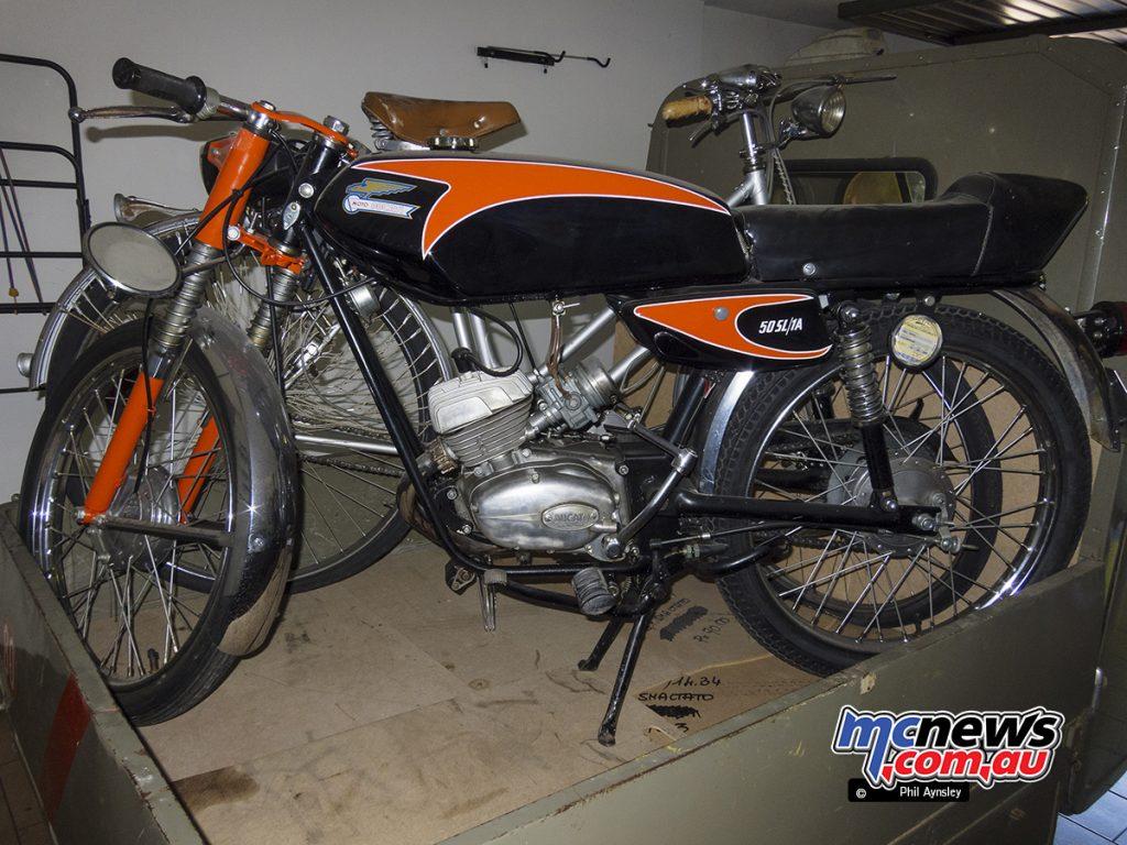 Ducati stroke PA SL A