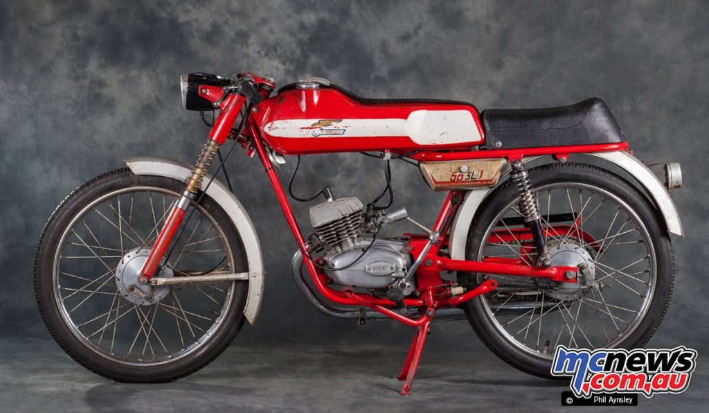 Ducati stroke PA SL