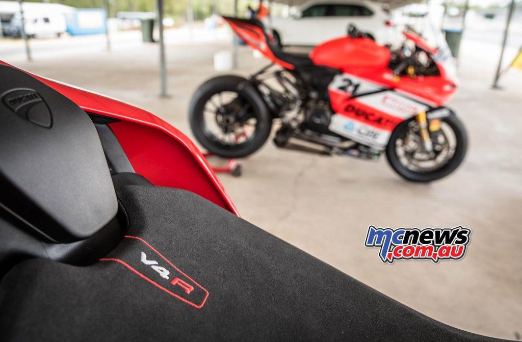 Ducati Panigale VR DesmoSport Ducati V