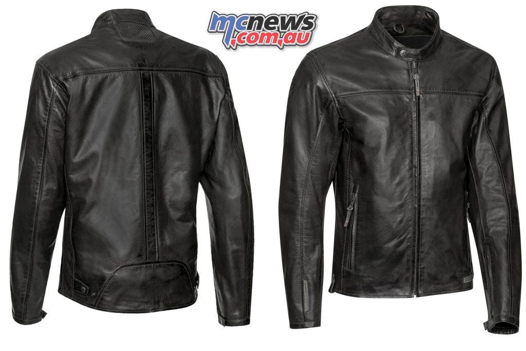 Ixon Crank Jacket noir face