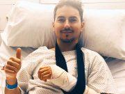 Jorge Lorenzo Surgery