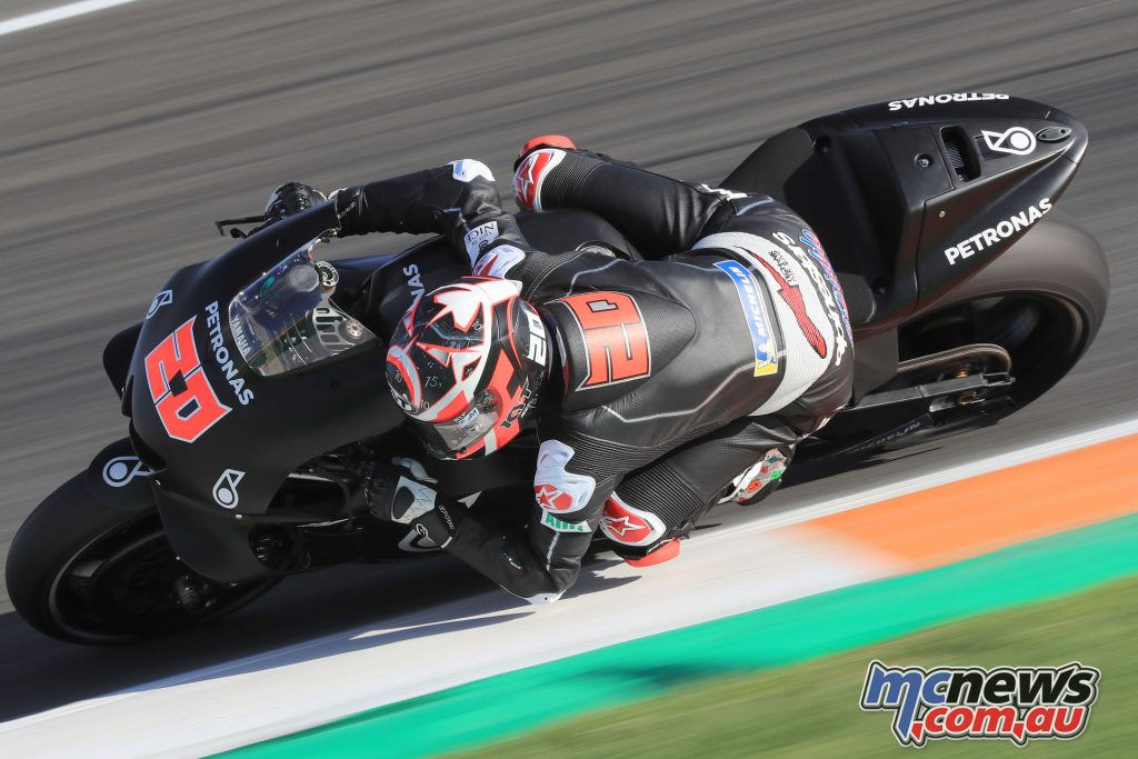 MotoGP Petronas SRT Quatararo