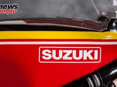PA Barry Sheene Suzuki XR big