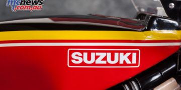 PA Barry Sheene Suzuki XR big