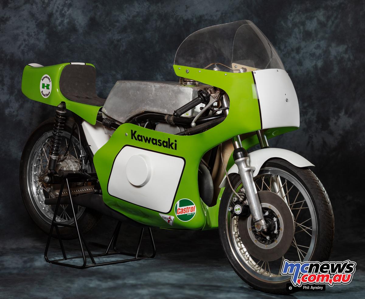 Kawasaki F9 R And A Short Early Kawasaki Gp History Mcnewscomau