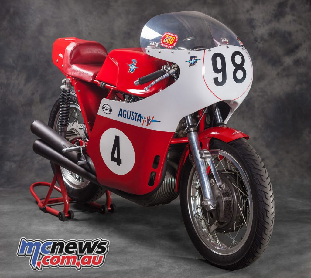 As Raced By Agostini And Pagani