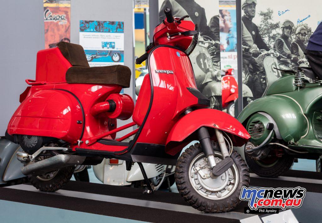 PA Piaggio Museum