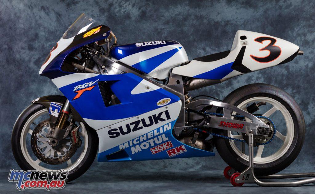 PA Suzuki RGV