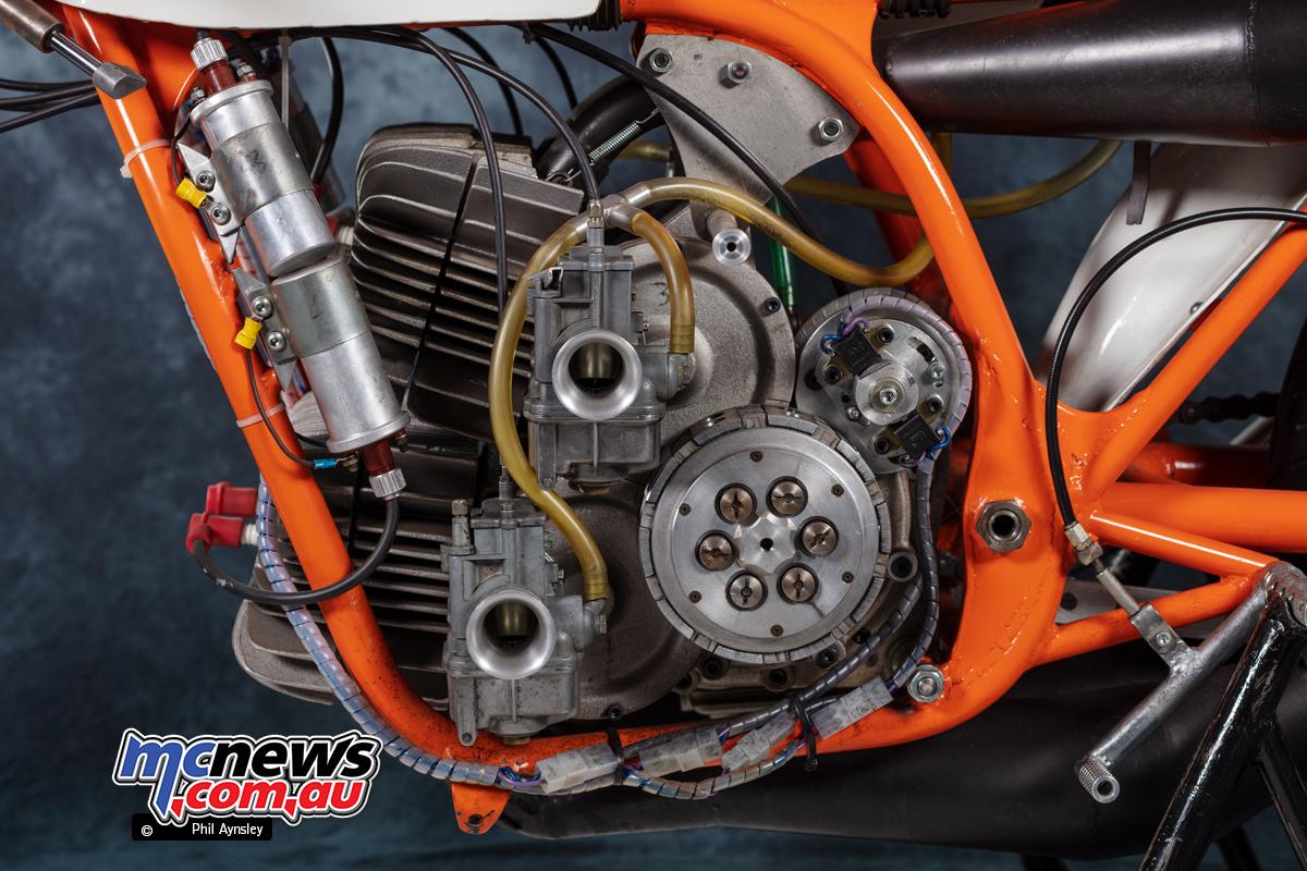 Moto Villa 250/4 | 4-cylinder 2-stroke 250cc Grand Prix