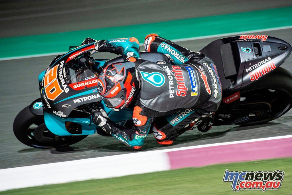 MotoGP Test Qatar Day Fabio Quartararo