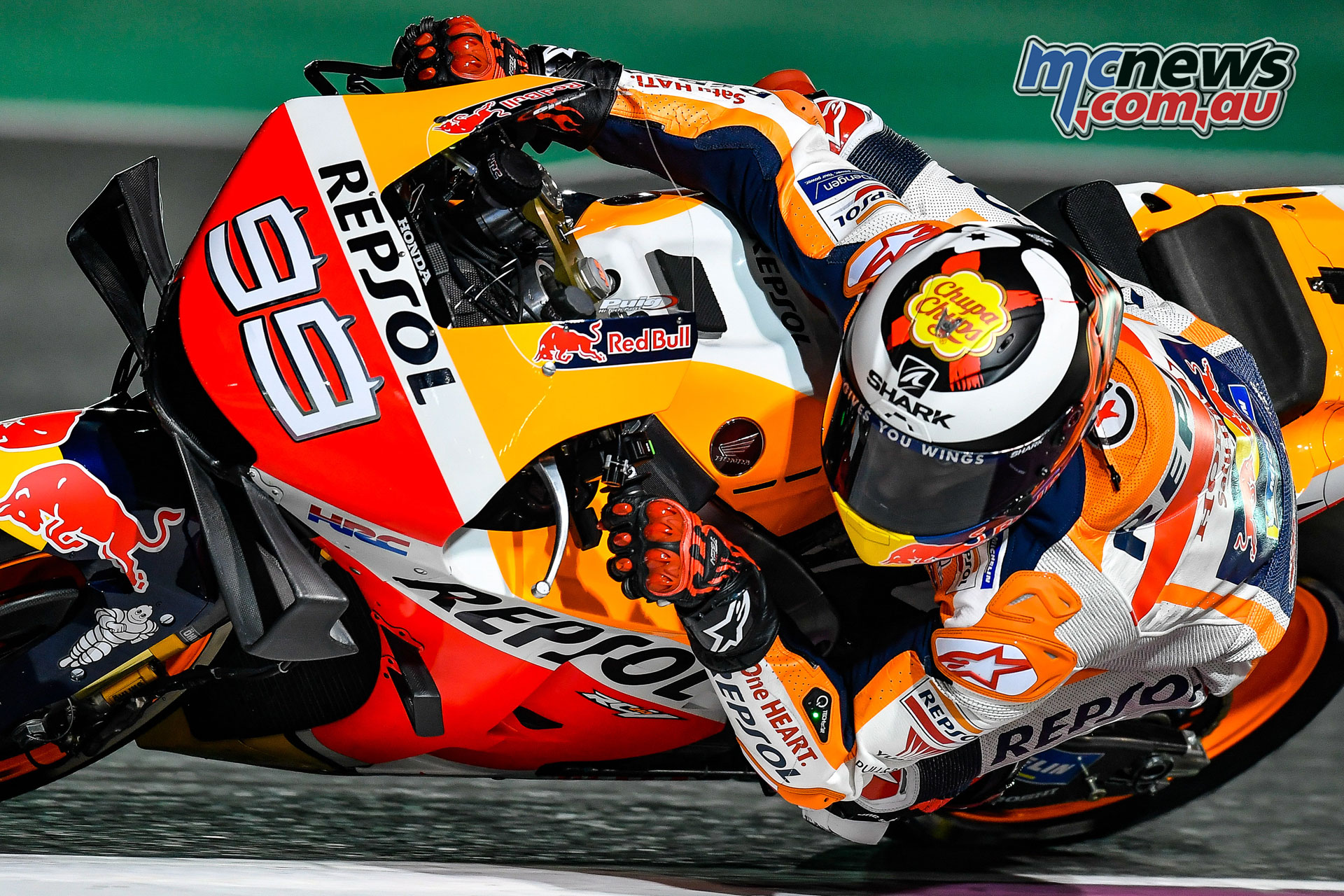 MotoGP Test Qatar Day Lorenzo