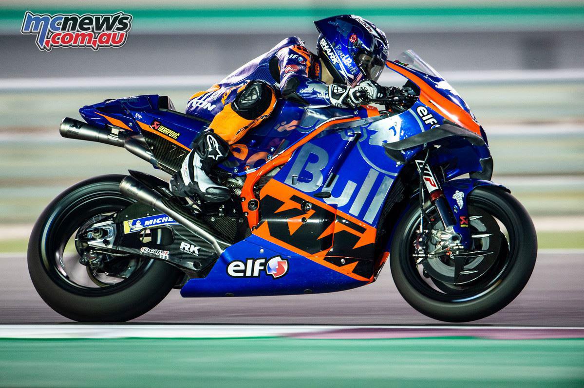 MotoGP Test Qatar Day Miguel Oliveira