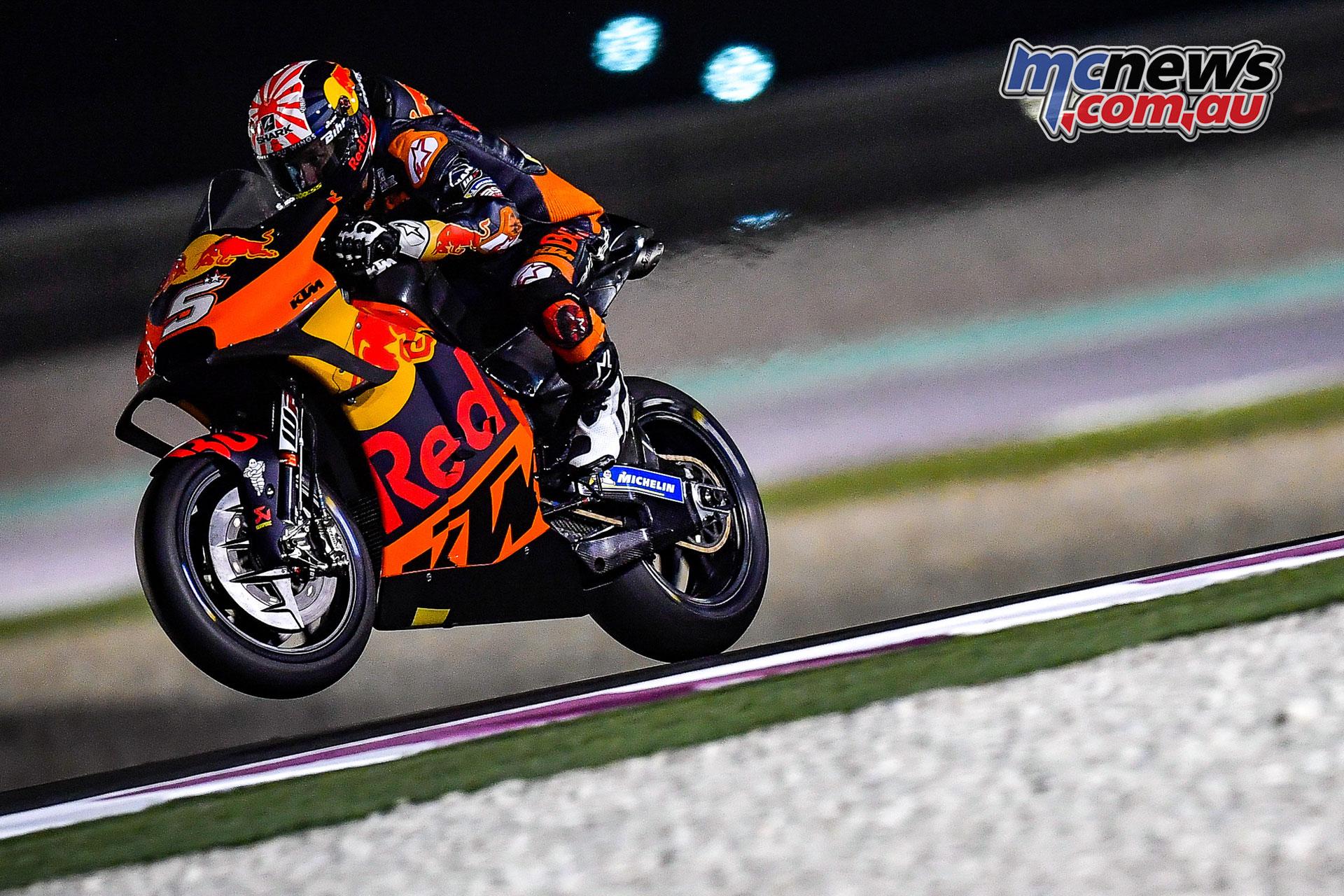 MotoGP Test Qatar Day Zarco
