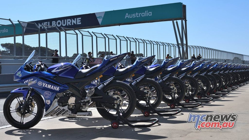 ASBK Testing OJC Phillip Island Rob Mott Bikes Oceania Cup