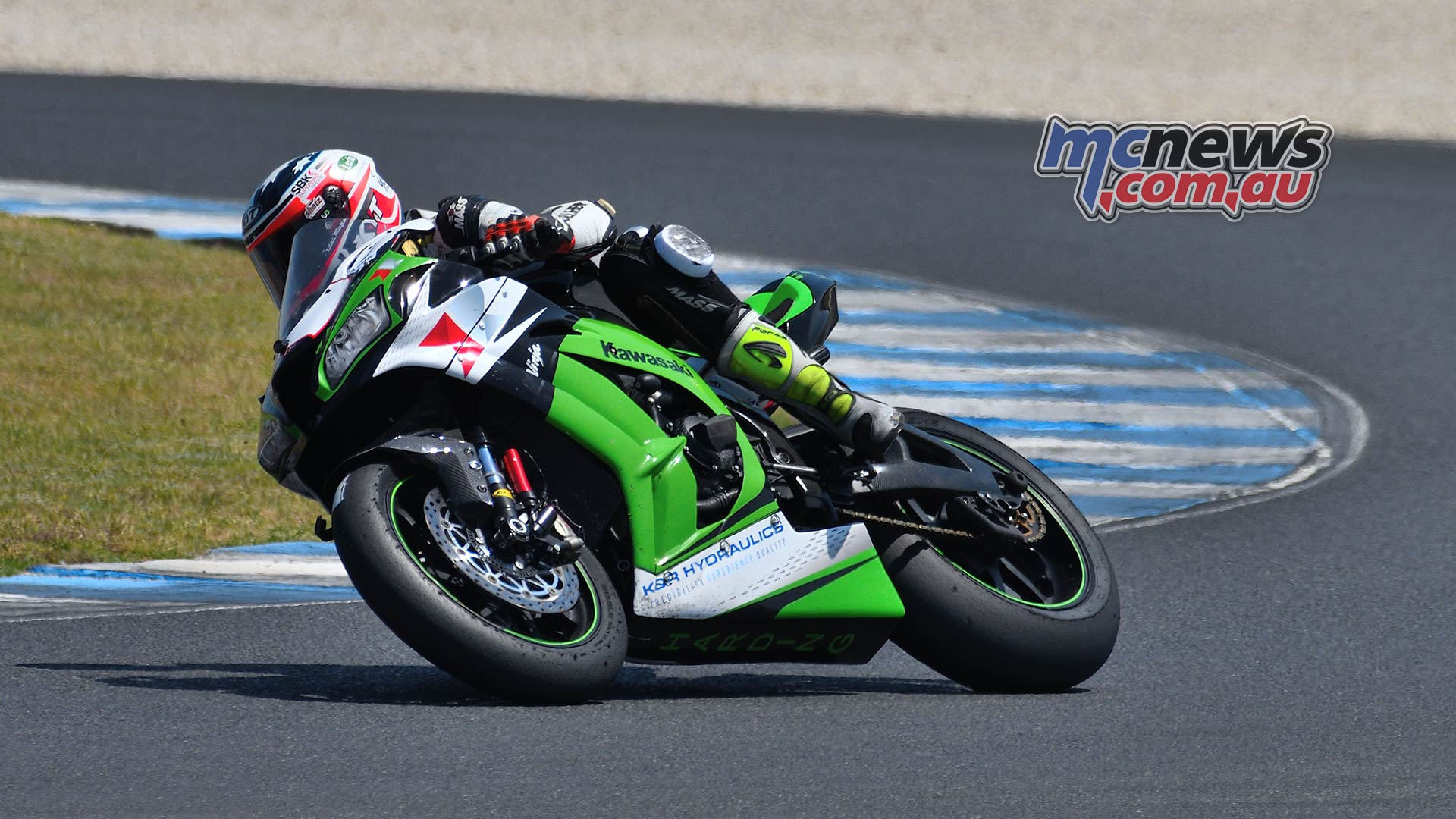 ASBK Testing SB Phillip Island Rob Mott Mike JONES