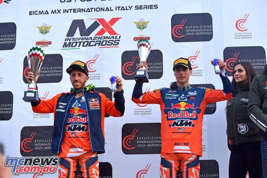 Italian Championship Ottobiano Tony Cairoli