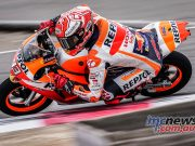 Marc Marquez Shoulder Test