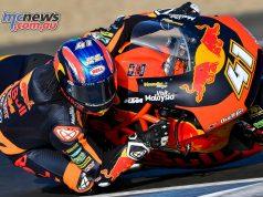 Moto Test Jerez Binder