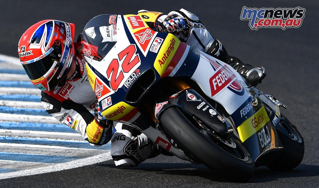 Moto Test Jerez Lowes