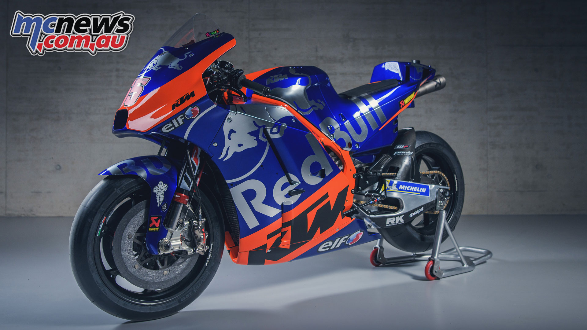 2019 Red Bull KTM MotoGP | Ready To Race | MCNews.com.au