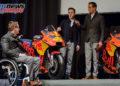 MotoGP KTM Launch Pit Beirer Pol Espargaro Hofmann