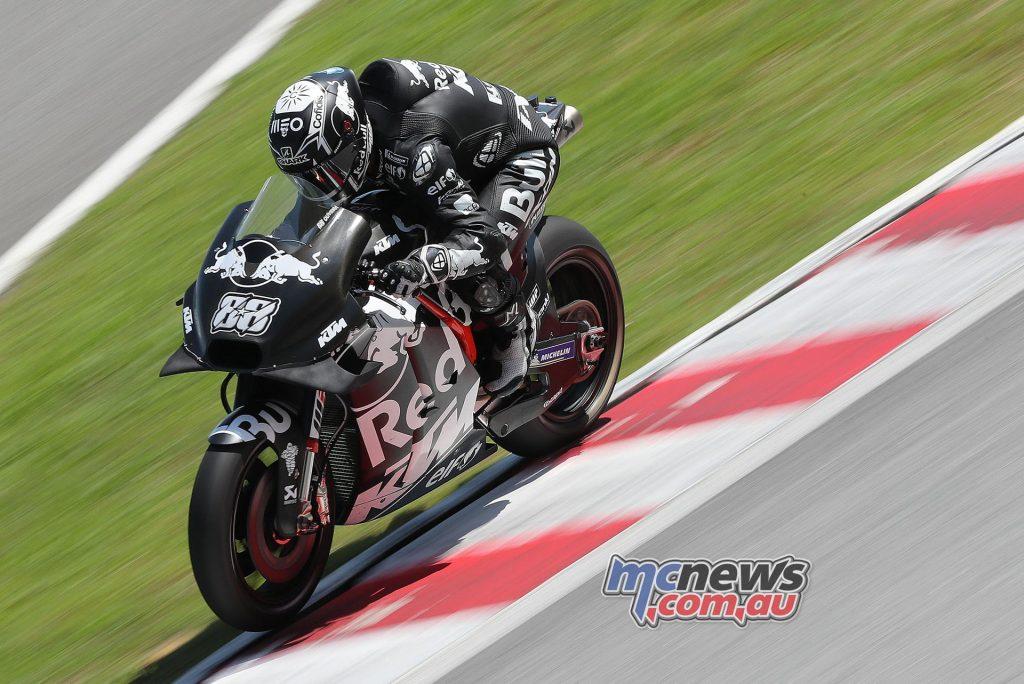 MotoGP Sepang Test Day Miguel Oliveira