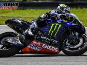 MotoGP Sepang Test Day Maverick Vinales