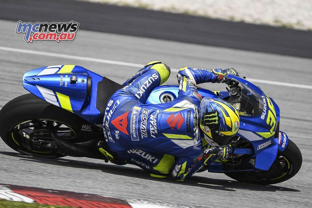 MotoGP Sepang Test Mir