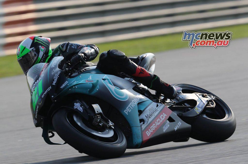 MotoGP Sepang Test Morbidelli