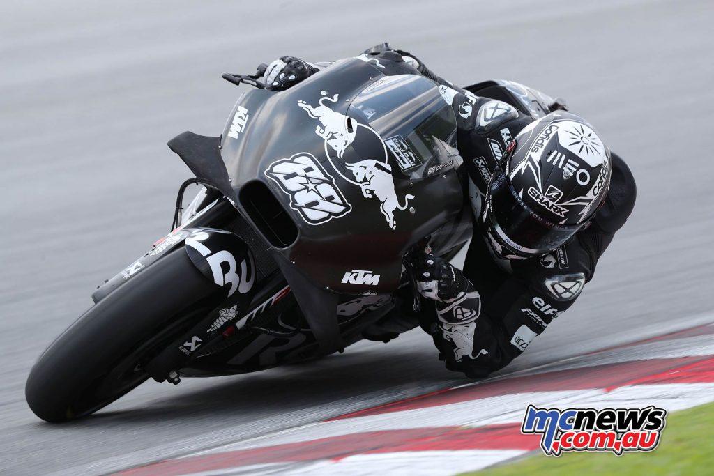 MotoGP Sepang Test Oliveira