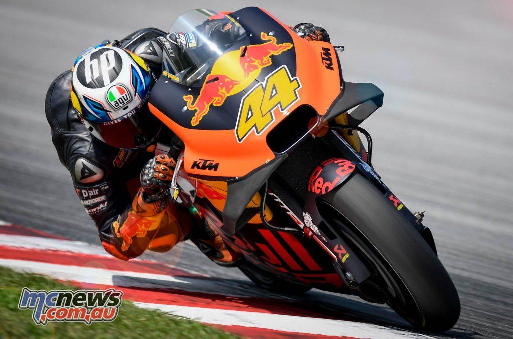 MotoGP Sepang Test Pol Espargaro