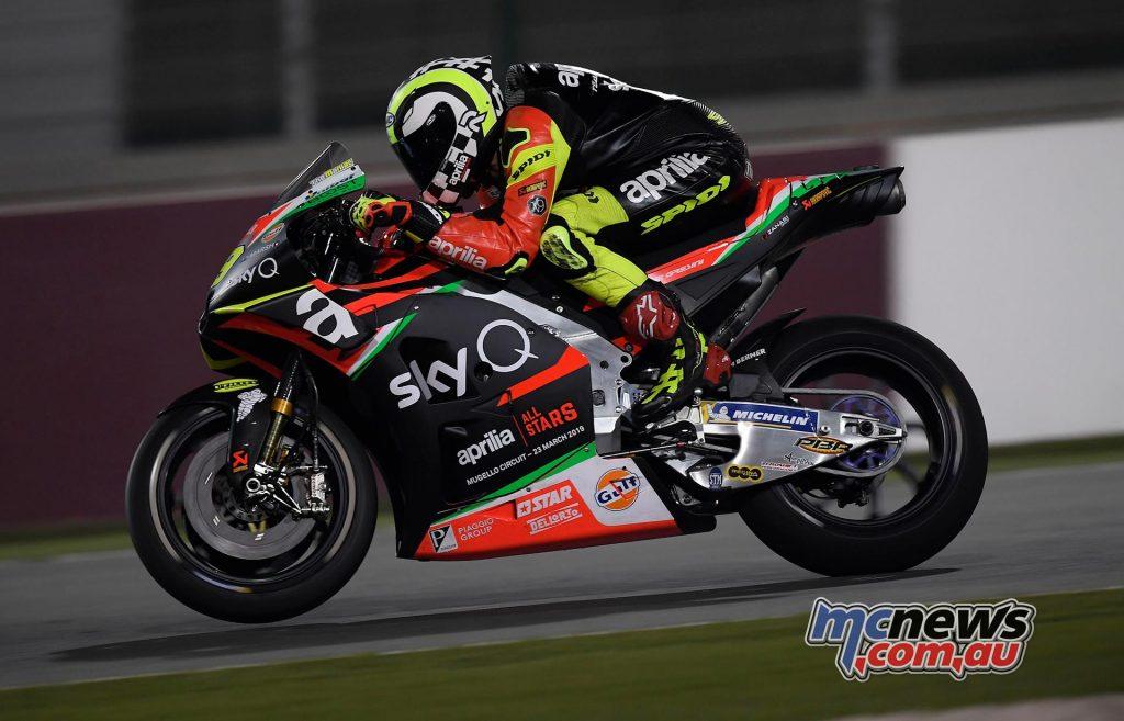 MotoGP Test Qatar Day Iannone