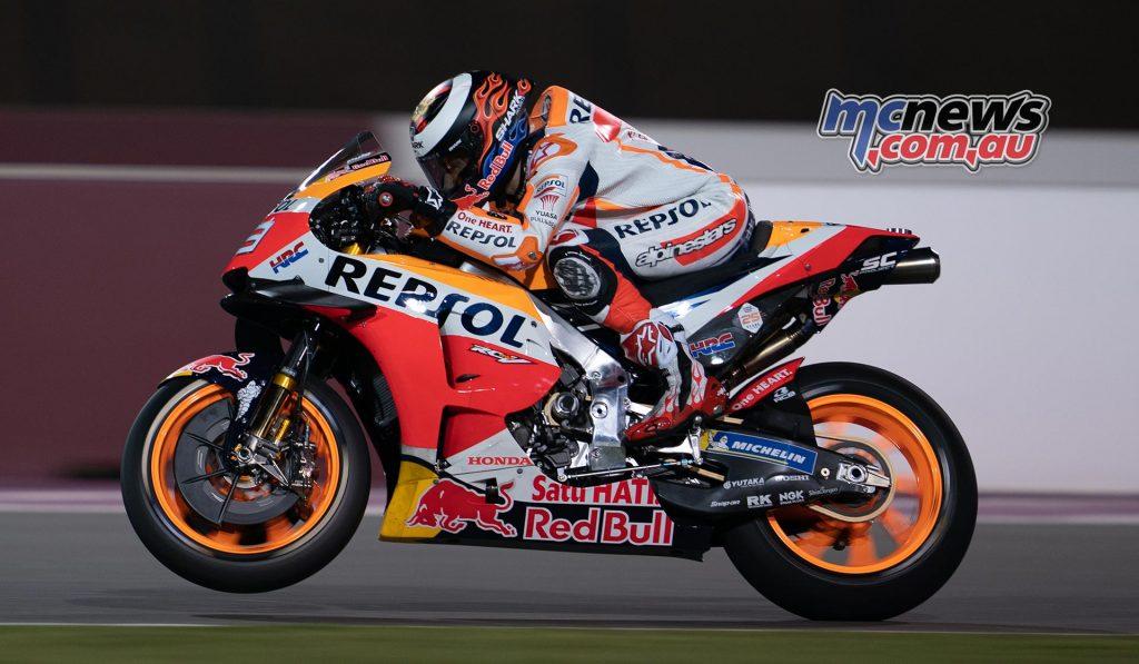 MotoGP Test Qatar Day Jorge Lorenzo