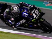 MotoGP Test Qatar Day Maverick Vinales
