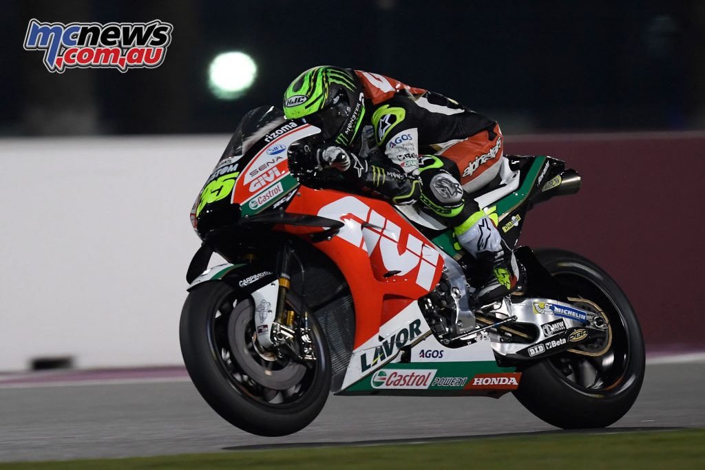 Cal Crutchlow - 2019 MotoGP Qatar Test - Day 3