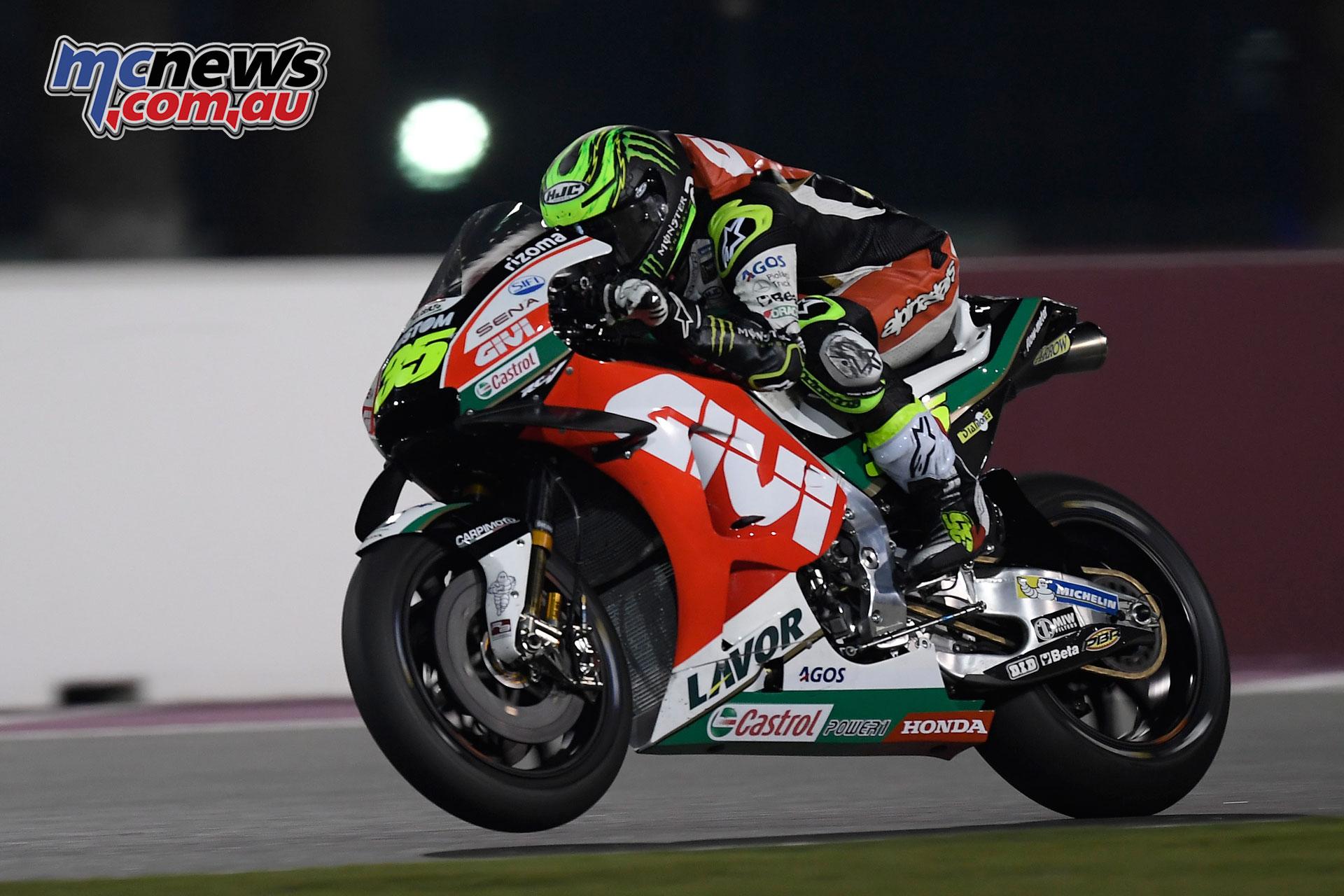 MotoGP Test Qatar Day Crutchlow G
