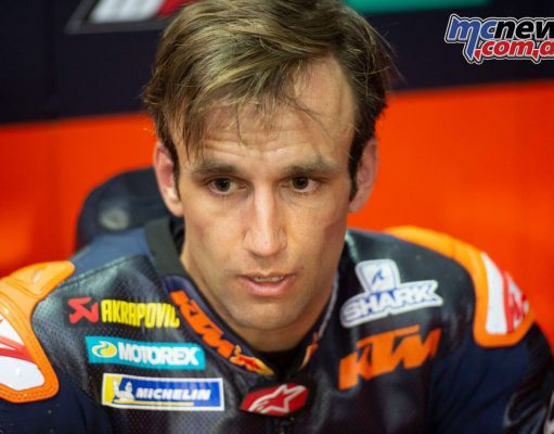 MotoGP Test Qatar Day Johann Zarco