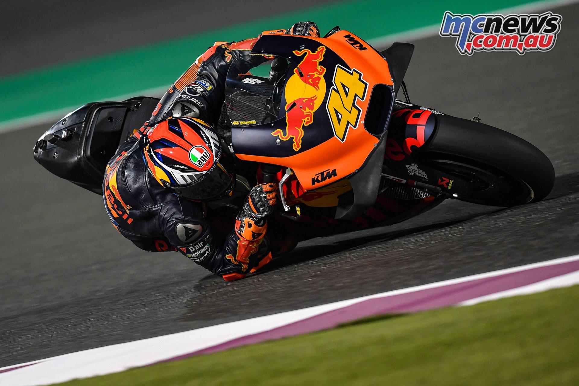 MotoGP Test Qatar Day Pol Espargaro
