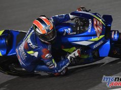MotoGP Test Qatar Day alex rins f