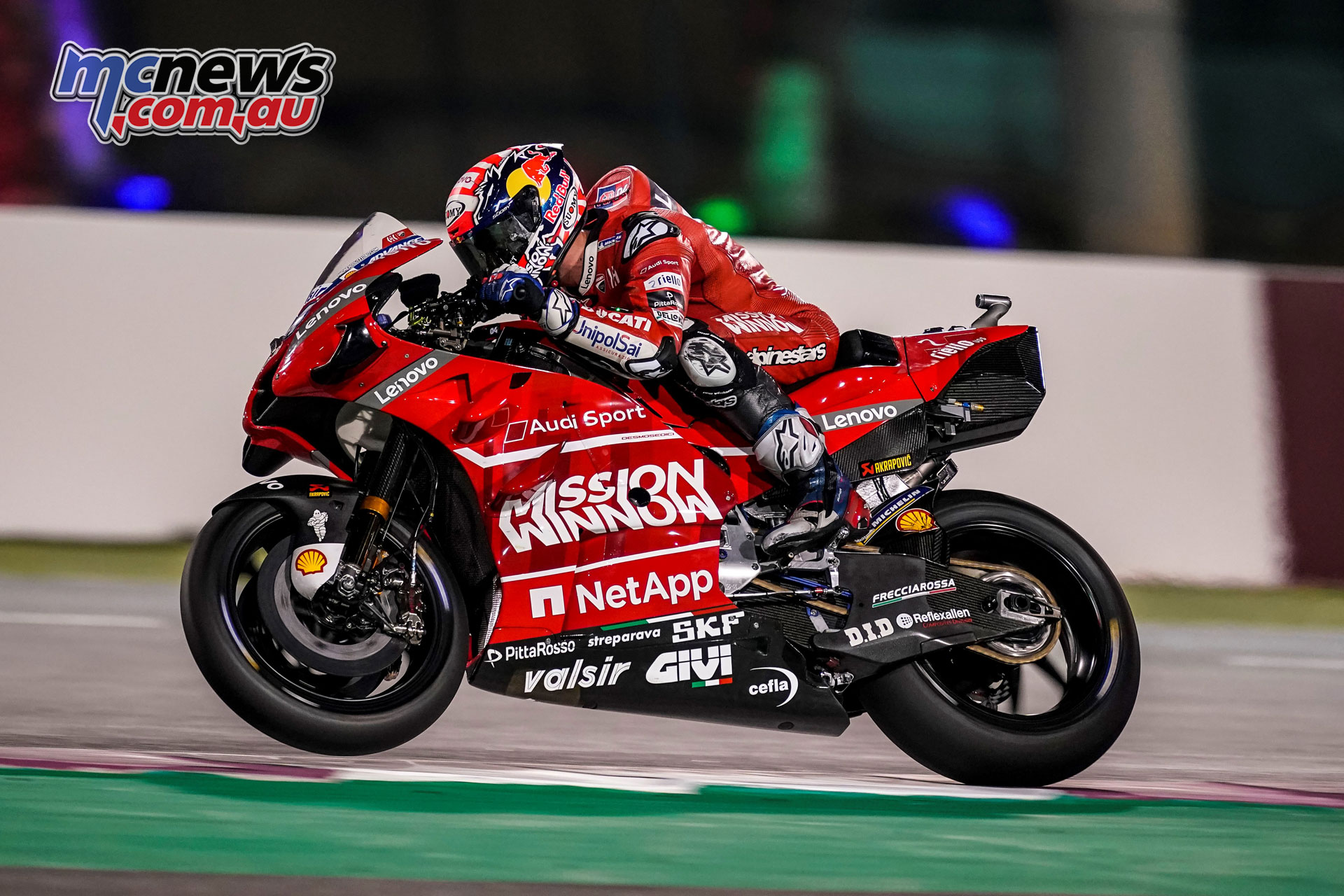 MotoGP Test Qatar Day dovizioso UC