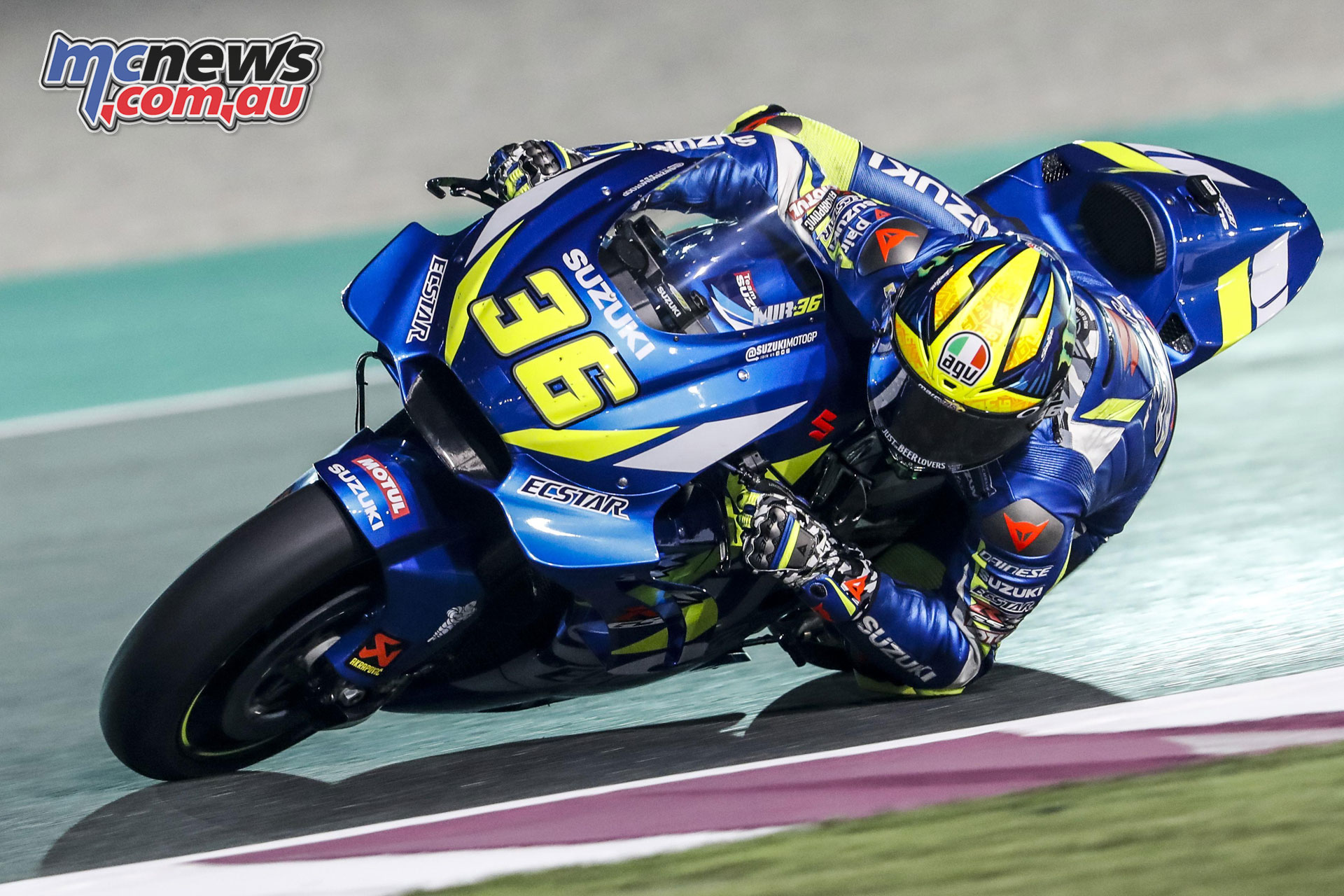 MotoGP Test Qatar Day joan mir