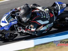 WSBK Rnd WorldSSP Toparis GB