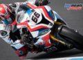 WSBK Test PI Final Tom Sykes