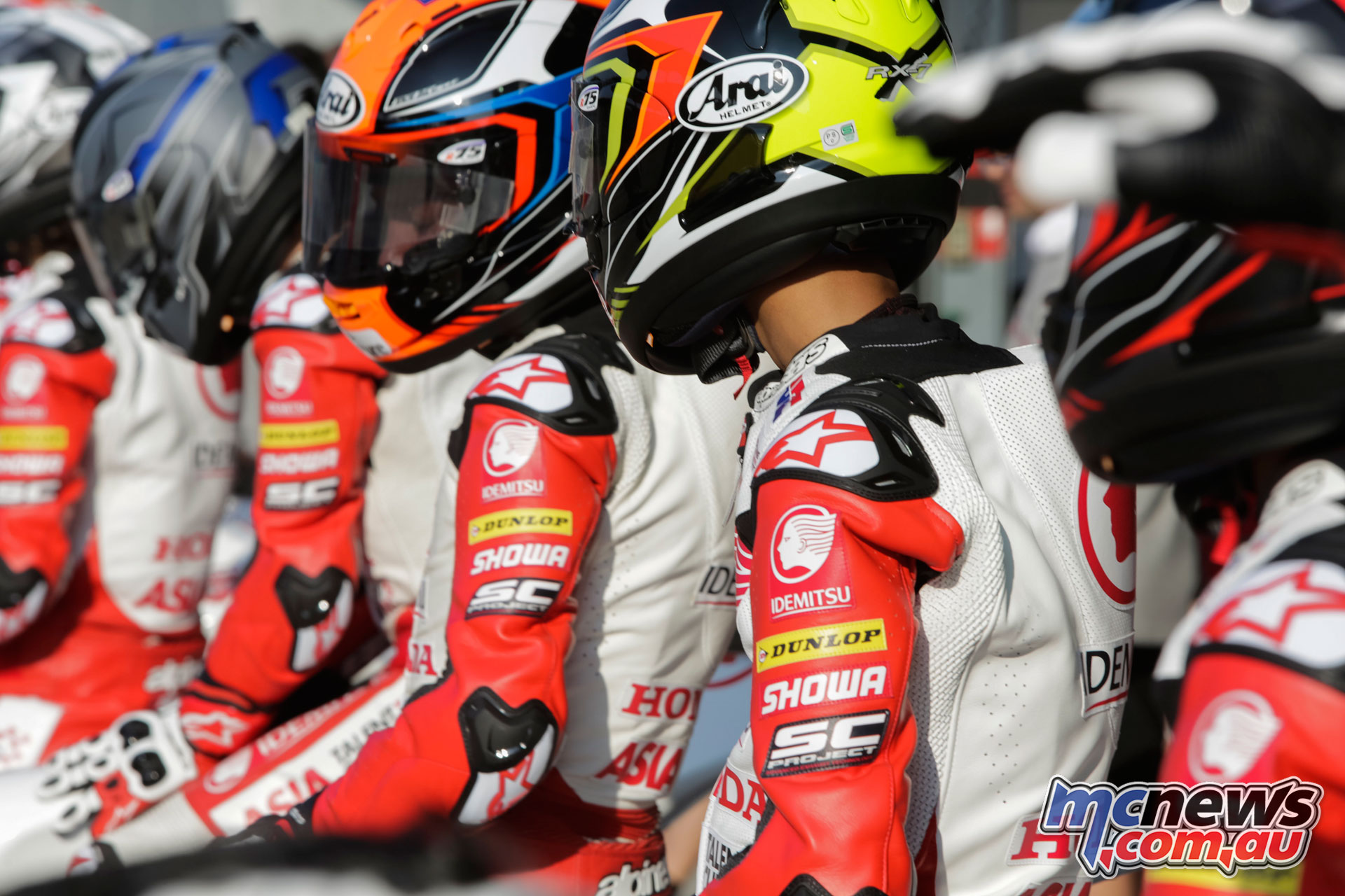 Asia Talent Cup Sepang Test