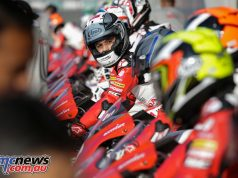 Asia Talent Cup Sepang Test Atmos